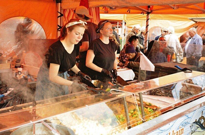 Street Food in Central London | Best Street Food London | Best Street Food Restaurants London
